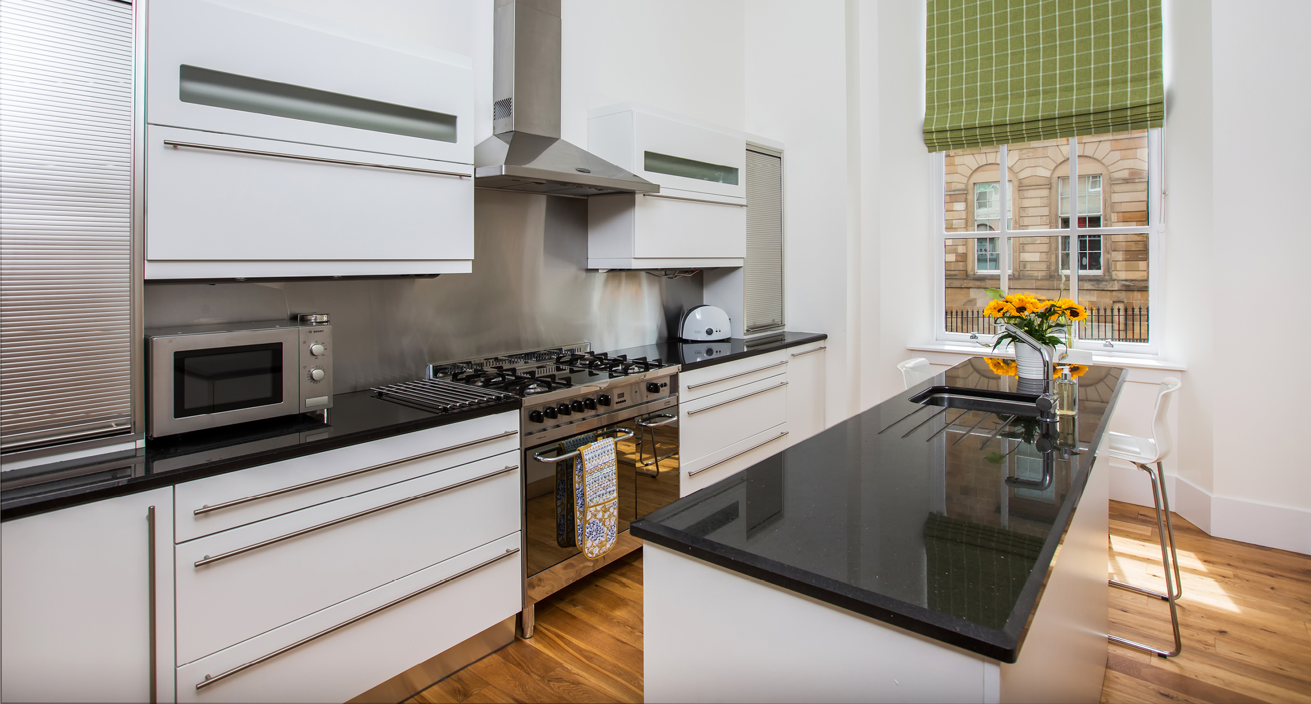 Blythswood Square Apartment Kitchen