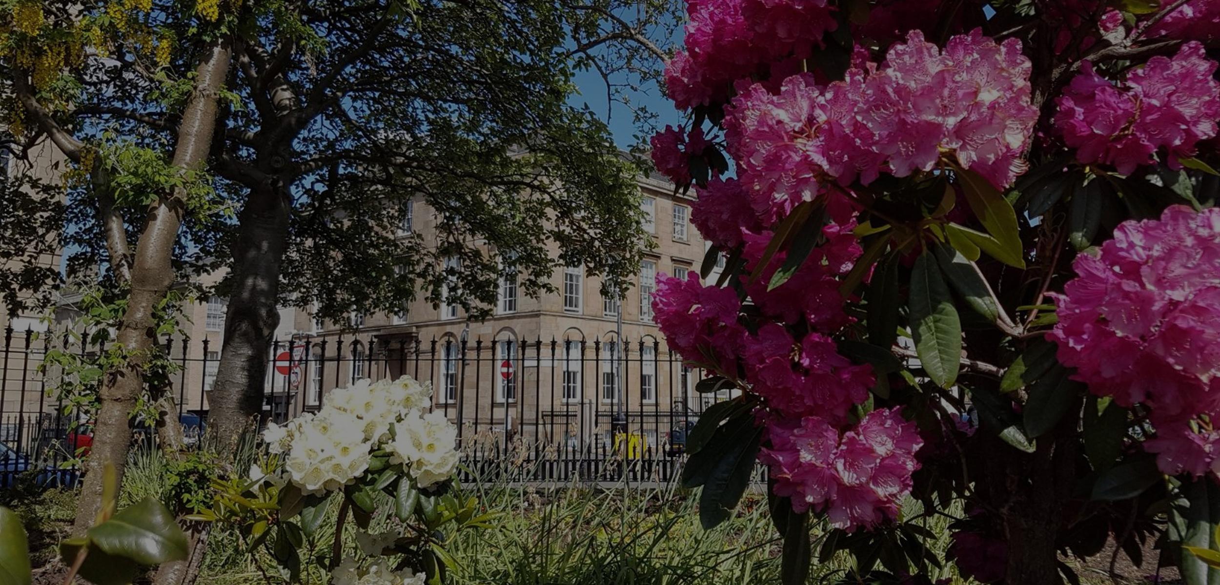 Blythswood Square Gardens