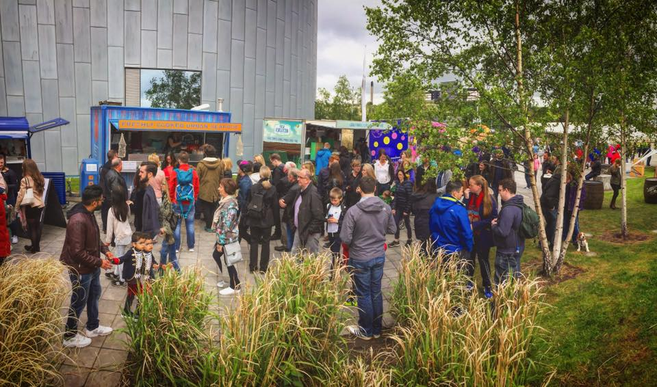 10 Reasons You Should Visit Glasgow this Summer - Scottish Street Food Festival