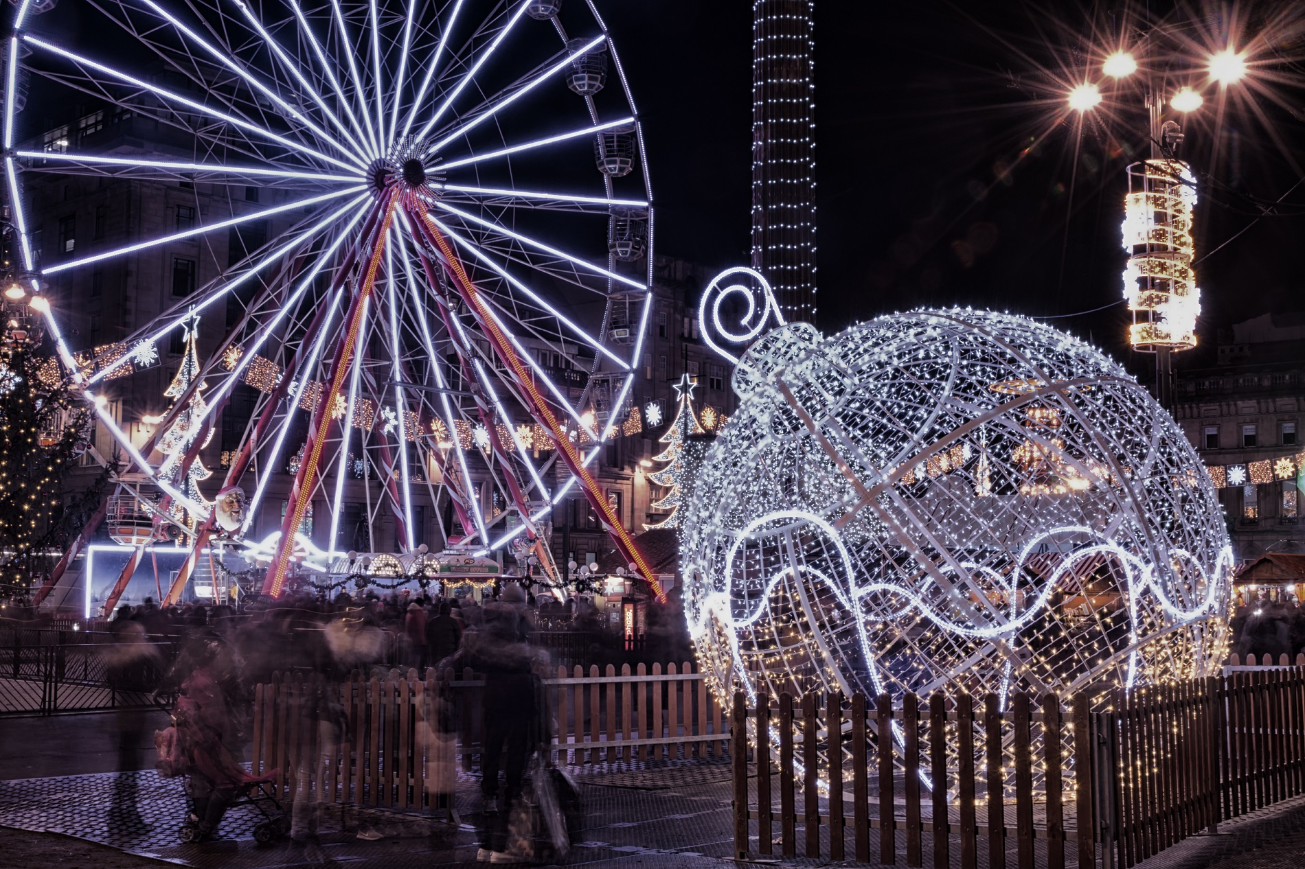 Christmas things to do in Glasgow