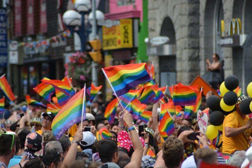 Glasgow Pride 2019
