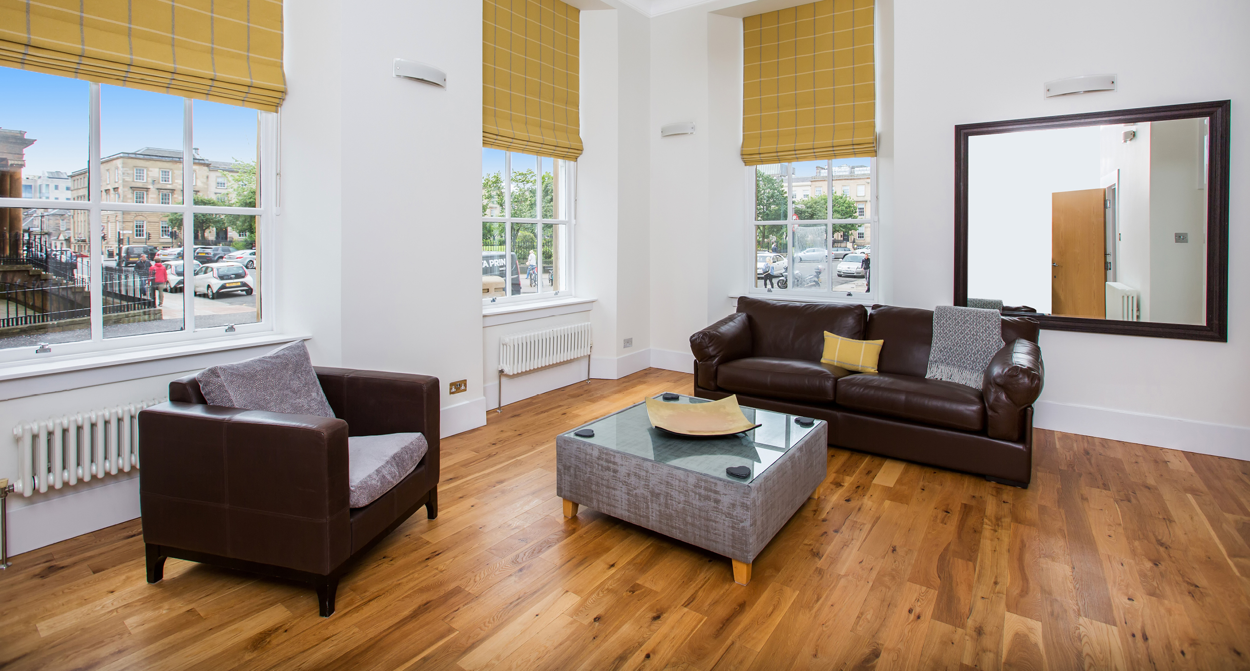 Blythswood Square 3 Bedroom Apartment