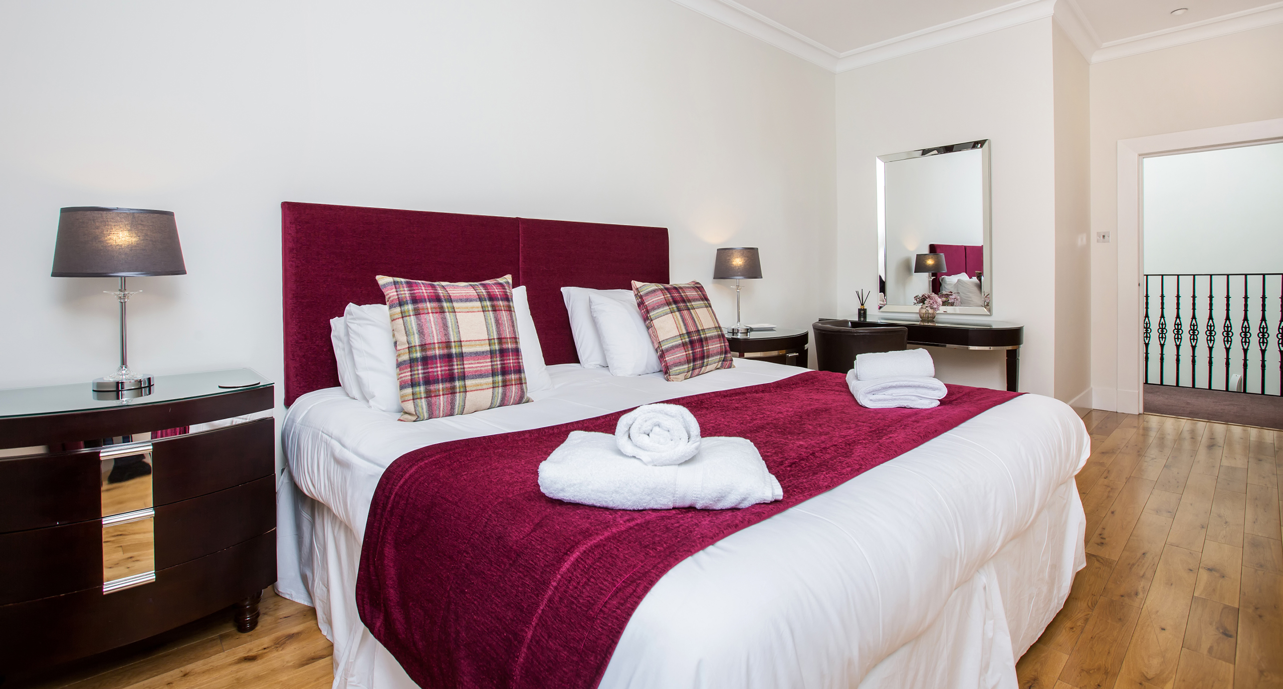 Blythswood Square Apartments in Glasgow