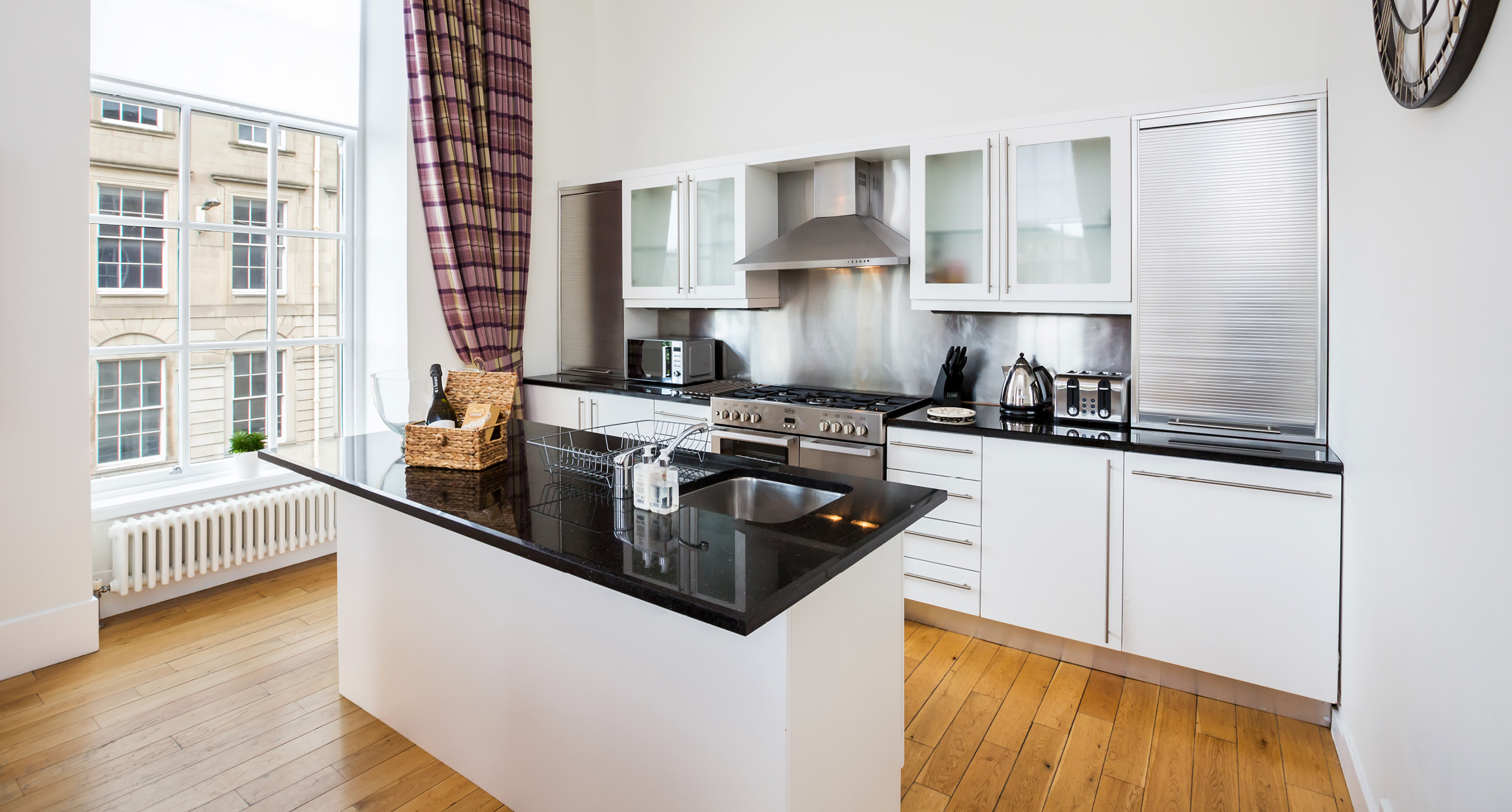 Blythswood Square Apartments Kitchen