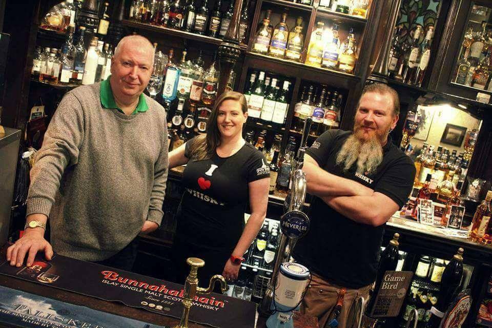 The Pot Still - Whisky Pub in Glasgow